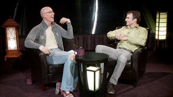 Stuart Davis and Will Bueche discuss aliens